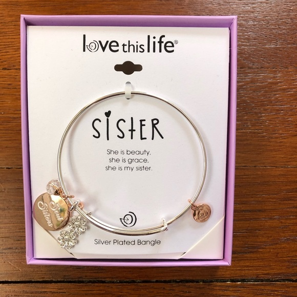fdf1162aa52 love this life Jewelry | Nwt Soul Sister Bracelet | Poshmark